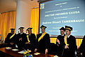 PhD Programs graduation ceremony